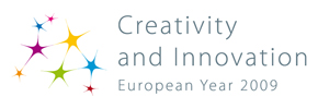 European Community Year for Creativity and Innovation Logo