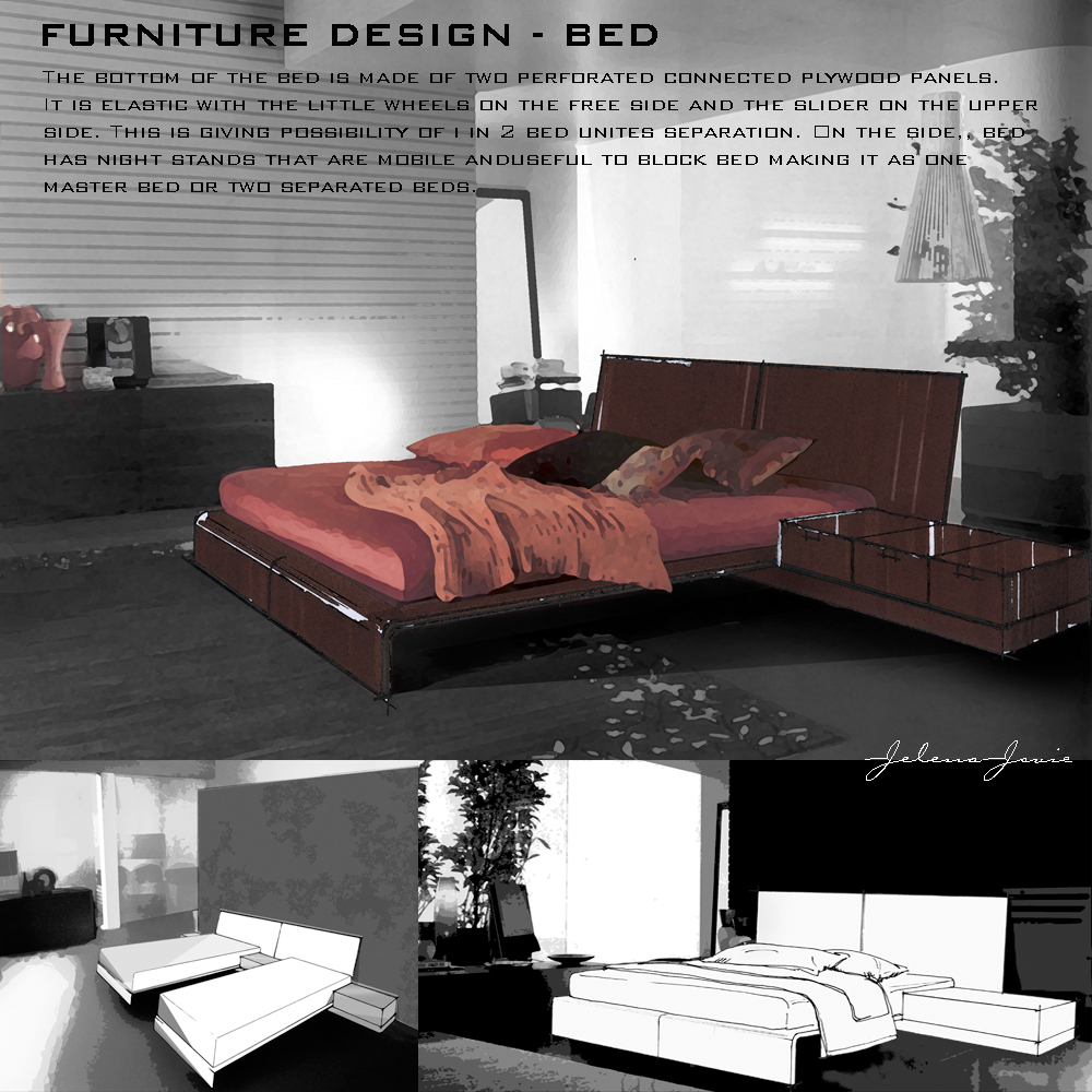 download Multifunctional furniture 3